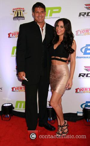 Jose Canseco and Leila Knight