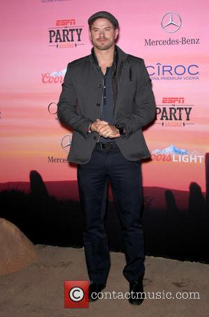 Kellan Lutz - ESPN The Party at Westworld Scottsdale at Westworld - Scottsdale, Arizona, United States - Friday 30th January...