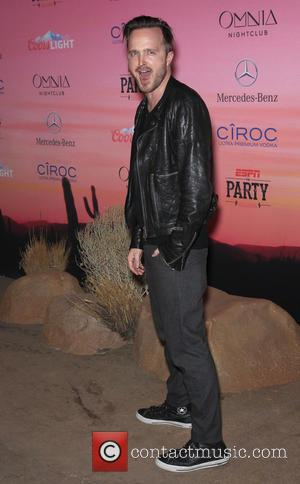Aaron Paul - ESPN The Party at Westworld Scottsdale at Westworld - Scottsdale, Arizona, United States - Friday 30th January...