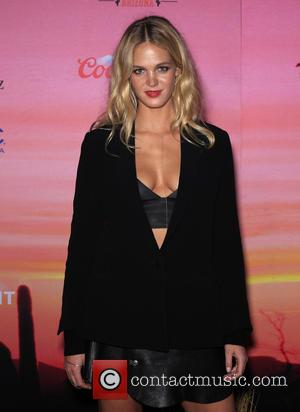 Erin Heatherton - ESPN The Party at Westworld Scottsdale at Westworld - Scottsdale, Arizona, United States - Friday 30th January...