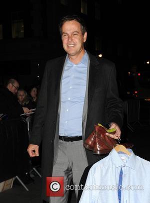 Peter Jones - Peter Jones arrives at The BBC - London, United Kingdom - Friday 30th January 2015