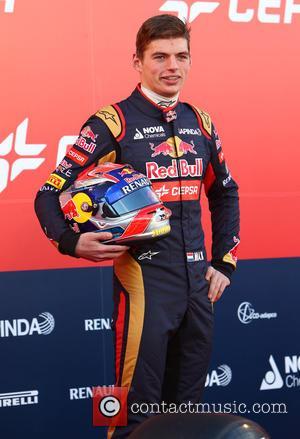 Daniil KVYAT - Formula One test day at the Jerez Circuit race track at Olympia Hall - Jerez de la...