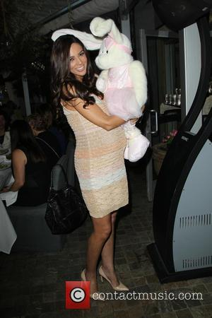 Terri Seymour - 'Extra' correspondant Terri Seymour's baby shower at Pump Lounge - West Hollywood, California, United States - Saturday...