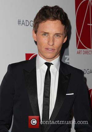 Eddie Redmayne - 19th Annual Art Directors Guild Excellence in Production Design Awards at THE BEVERLY HILTON HOTEL - Beverly...
