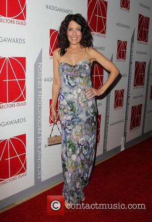 Lisa Edelstein - 19th Annual Art Directors Guild Excellence in Production Design Awards at THE BEVERLY HILTON HOTEL - Beverly...