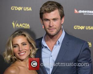 Elsa Pataky and Chris Hemsworth - 2015 G'DAY USA Gala featuring the AACTA International Awards presented by Qantas at Hollywood...