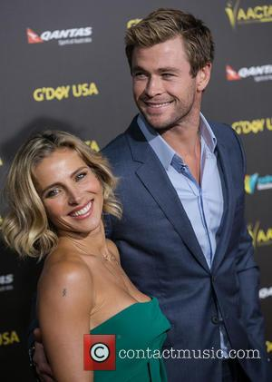 Elsa Pataky Trying To Keep The World's Sexiest Man Alive Grounded
