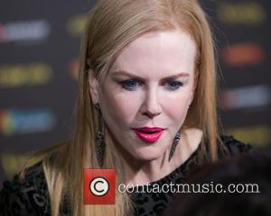 Nicole Kidman - 2015 G'DAY USA Gala featuring the AACTA International Awards presented by Qantas at Hollywood Palladium - Arrivals...