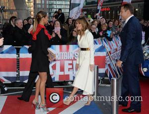 David Walliams, Amanda Holden and Alesha Dixon