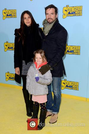 Matthew Settle - 'The SpongeBob Movie: Sponge Out of Water' world premiere at AMC Lincoln Square Theater - Arrivals -...