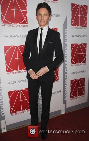 Eddie Redmayne - 19th Annual Art Directors Guild Excellence in Production Design Awards - Arrivals - Los Angeles, California, United...