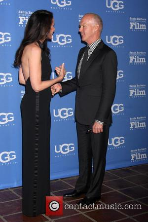 Andie Macdowell and Michael Keaton