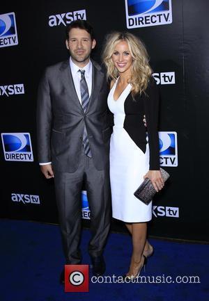 Tony Romo and Wife
