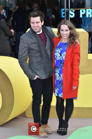Jen Pringle and Derek Moran