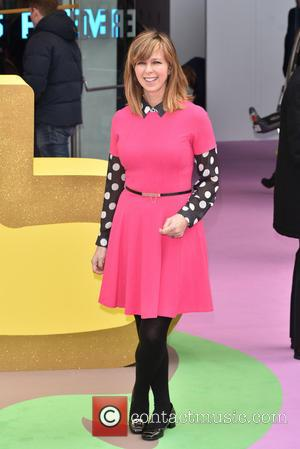 Kate Garraway - Peppa Pig: The Golden Boots - UK film premiere held at the Odeon Leicester Square. at Odeon...