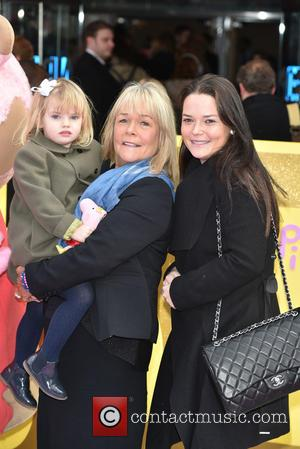 Linda Robson and Guest - Peppa Pig: The Golden Boots - UK film premiere held at the Odeon Leicester Square....