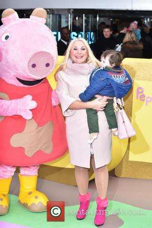 Vanessa Feltz - Peppa Pig: The Golden Boots - UK film premiere held at the Odeon Leicester Square. at Odeon...