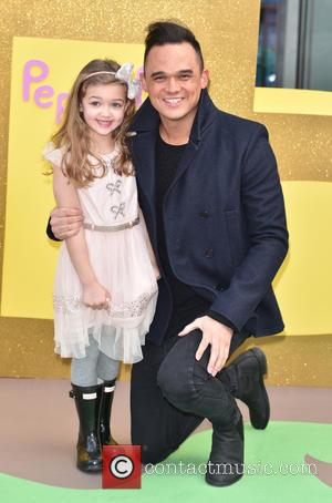Gareth Gates - Peppa Pig: The Golden Boots - UK film premiere held at the Odeon Leicester Square. at Odeon...