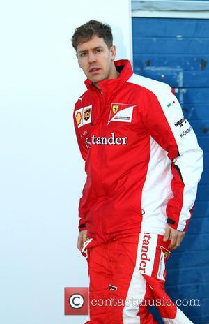Sebastian Vettel - F1- Formula One - Testing at Jerez de la Frontera, Spain at Olympia Hall - Jerez de...