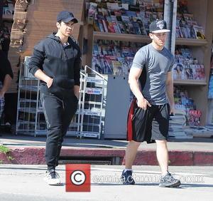Joe Jonas and Nick Jonas