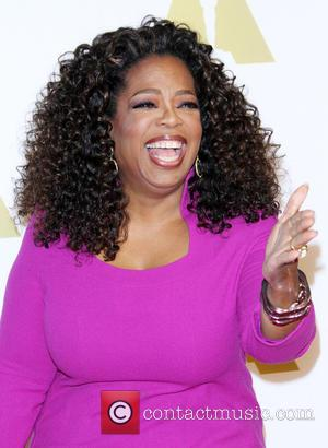 Oprah Winfrey - Oscar nominees luncheon 2015 held at the Beverly Hilton Hotel - Arrivals at Beverly Hilton Hotel -...