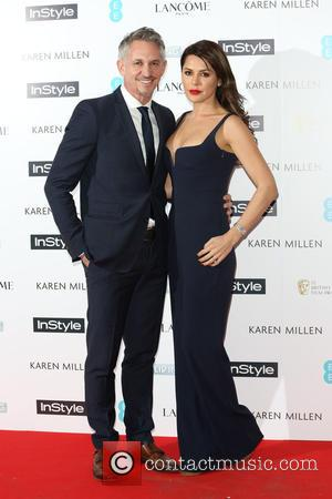 Gary Lineker and Danielle Lineker - Shots from a party ahead of the EE and InStyle British Academy of Film...