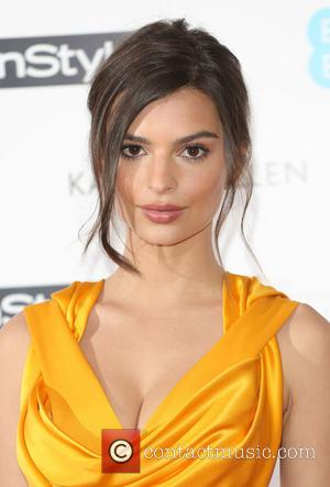 Emily Ratajkowski - Shots from a party ahead of the EE and InStyle British Academy of Film and Television Awards...