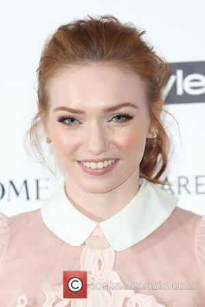 Eleanor Tomlinson - Shots from a party ahead of the EE and InStyle British Academy of Film and Television Awards...