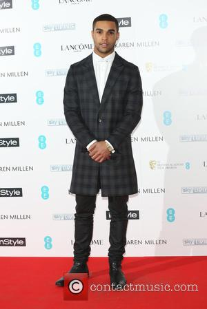 Lucien Laviscount - Shots from a party ahead of the EE and InStyle British Academy of Film and Television Awards...