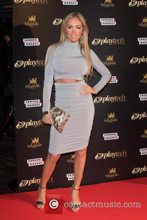 Aisleyne Horgan-Wallace - Software supplier for online gaming, Playtech, hosts an after-party at the Gilgamesh Lounge in Camden - Arrivals...