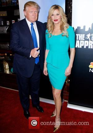 Donald Trump and Brandi Glanville