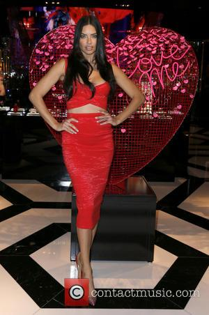 Adriana Lima - Victoria's Secret Angel Adriana Lima Shares Her Gift Picks and Tips for Valentine's Day at Victoria's Secret...