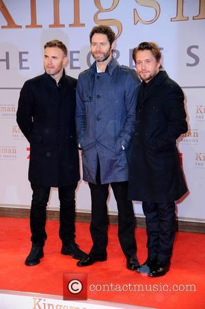 Take That, Gary Barlow, Howard Donald and Mark Owen
