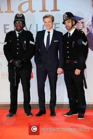 Taron Egerton and Colin Firth - Shots of a host of stars as they attend the German premiere of new...