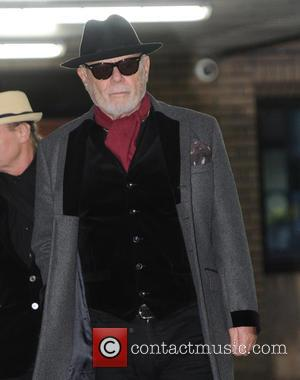 Gary Glitter - Gary Glitter seen leaving Southwark Crown Court in South London - London, United Kingdom - Wednesday 4th...