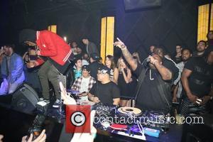 Sean Kingston and Travis Scott