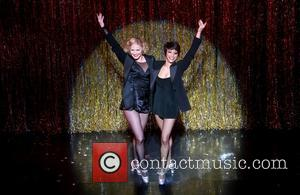 Jennifer Nettles and Carly Hughes - Photo's from the Opening night for Jennifer Nettles and Carly Hughes in the Broadway...