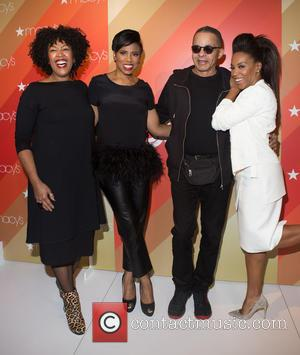Johnetta Boone, Jacque Reid, Stephen Burrows and June Ambrose