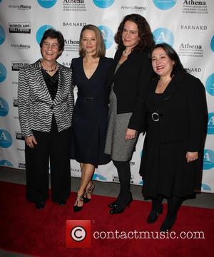 Kathryn Kolbert, Jodie Foster, Debra Spar and Melissa Silverstein