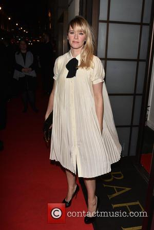 Edith Bowman - BAFTA fundraising gala dinner and auction held at BAFTA Piccadilly - Arrivals - London, United Kingdom -...