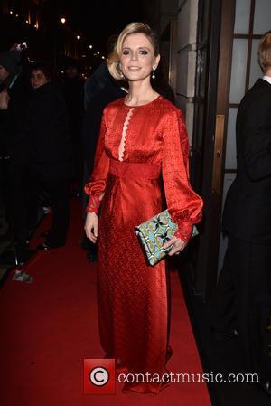 Emilia Fox - BAFTA - fundraising gala dinner & auction held at BAFTA Piccadilly, Arrivals. - London, United Kingdom -...