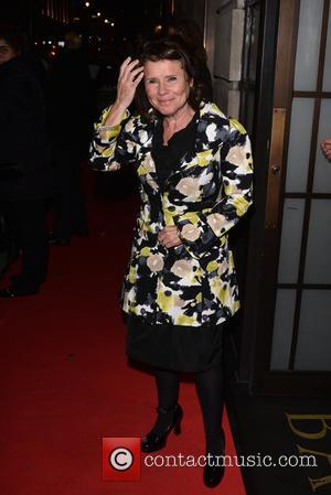 Imelda Staunton - BAFTA - fundraising gala dinner & auction held at BAFTA Piccadilly, Arrivals. - London, United Kingdom -...