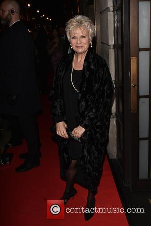 Julie Walters - BAFTA fundraising gala dinner and auction held at BAFTA Piccadilly - Arrivals - London, United Kingdom -...