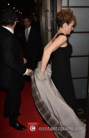 Lorraine Ashbourne - BAFTA fundraising gala dinner and auction held at BAFTA Piccadilly - Arrivals - London, United Kingdom -...