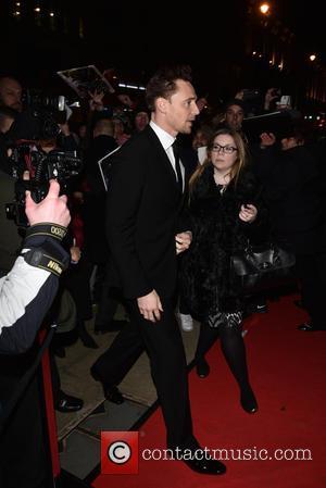Tom Hiddleston - BAFTA - fundraising gala dinner & auction held at BAFTA Piccadilly, Arrivals. - London, United Kingdom -...