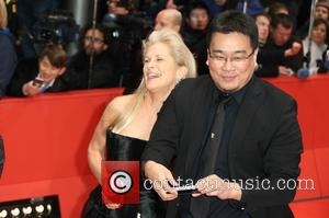 Martha De Laurentiis, Bong Joon-ho and Matthew Weiner