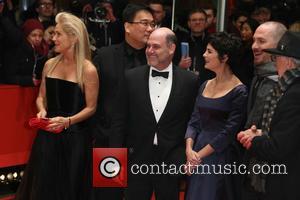 Martha De Laurentiis, Matthew Weiner and Audrey Tautou