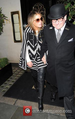 Patsy Kensit - Celebrity Big Brother Stars leave Scotts at Celebrity Big Brother - London, United Kingdom - Thursday 5th...