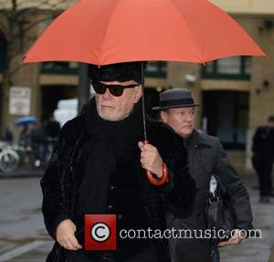 Gary Glitter and Paul Gadd
