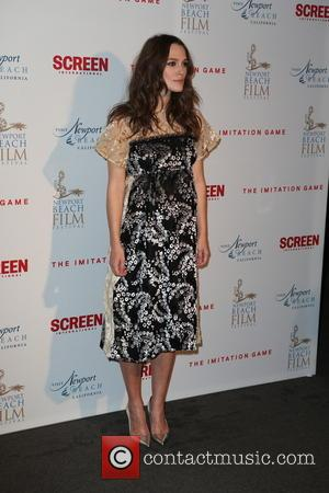Keira Knightley - A variety of stars were snapped as they arrived at the Newport Beach Film Festival Pre British...